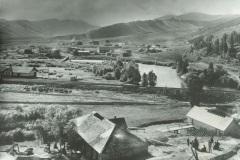1906 - Historic Hot Sulphur Springs