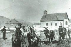 1938 - Historic Hot Sulphur Springs