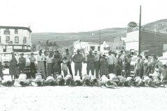 1954 - Historic Hot Sulphur Springs