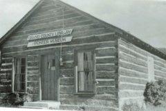 Historic Hot Sulphur Springs