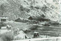 1900 - Historic Hot Sulphur Springs