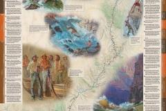John Wesley Powell, Proclamation - Historic Hot Sulphur Springs