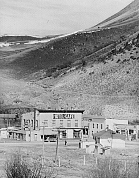Town of Hot Sulphur SpringsHistory of Hot Sulphur Springs