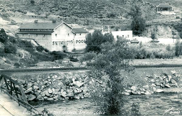 History of Hot Sulphur Springs
