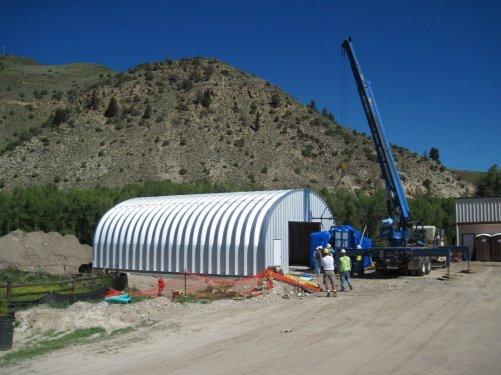 Hot Sulphur Springs Water Treatment