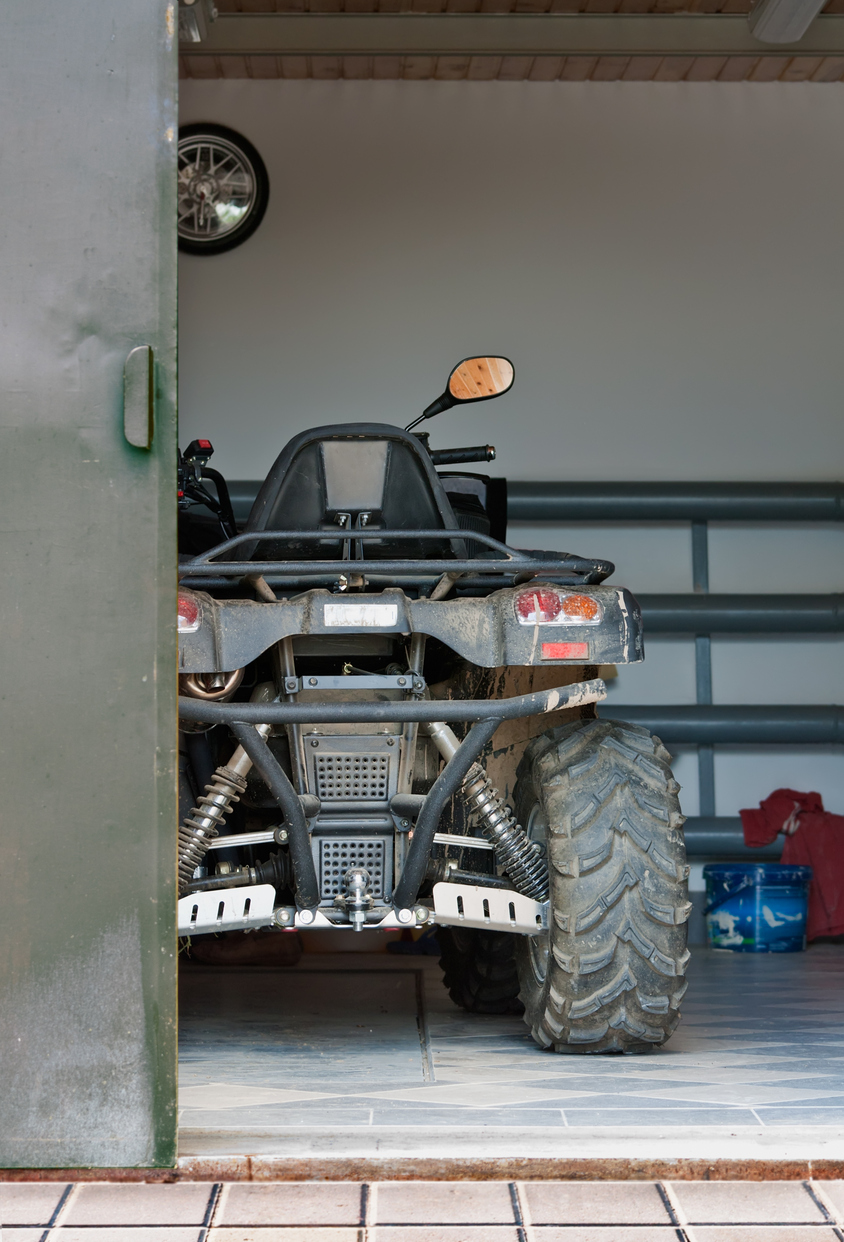 Off Highway Vehicles (OHV's)