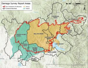 Williams Fork Fire Watershed Recovery